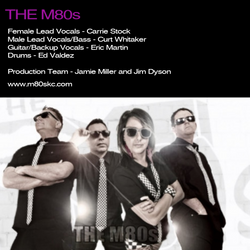The M80s party band