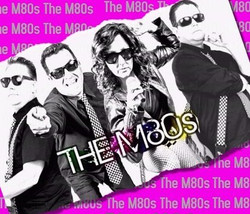 The M80s Eighties Dance Band