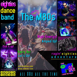 The M80s Dance Band