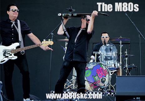 The M80s band | Kansas City