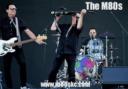 The M80s band | Kansas City