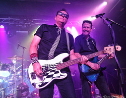 The M80s in concert