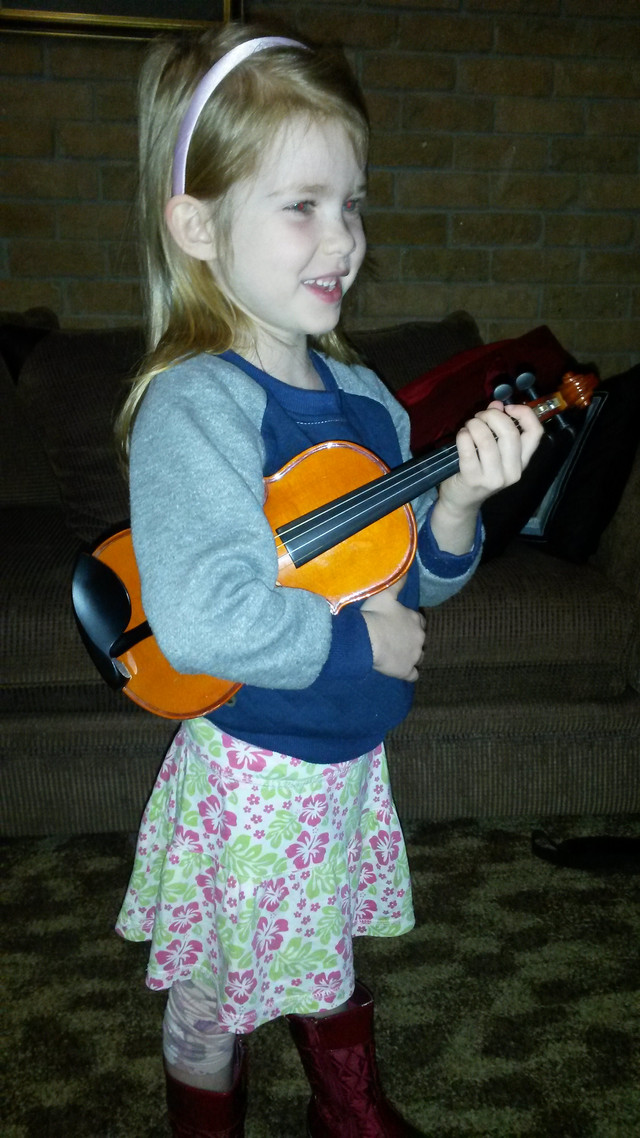Why music education should be essential for every young child before the age of 7.