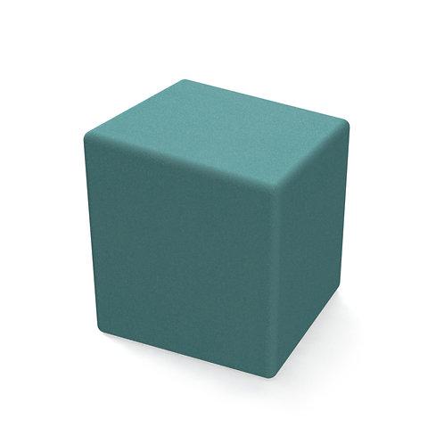 Wonky Cube Ottoman