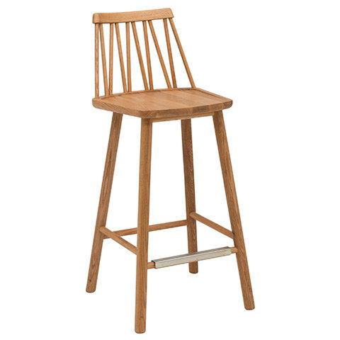ZigZag Bar Chair