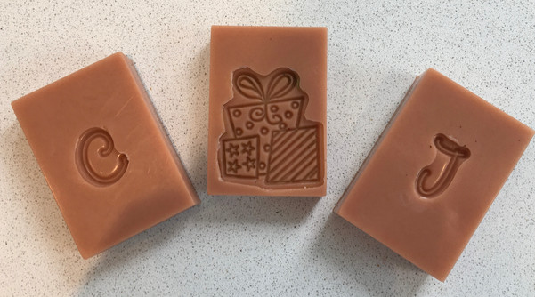 Personalised Soaps