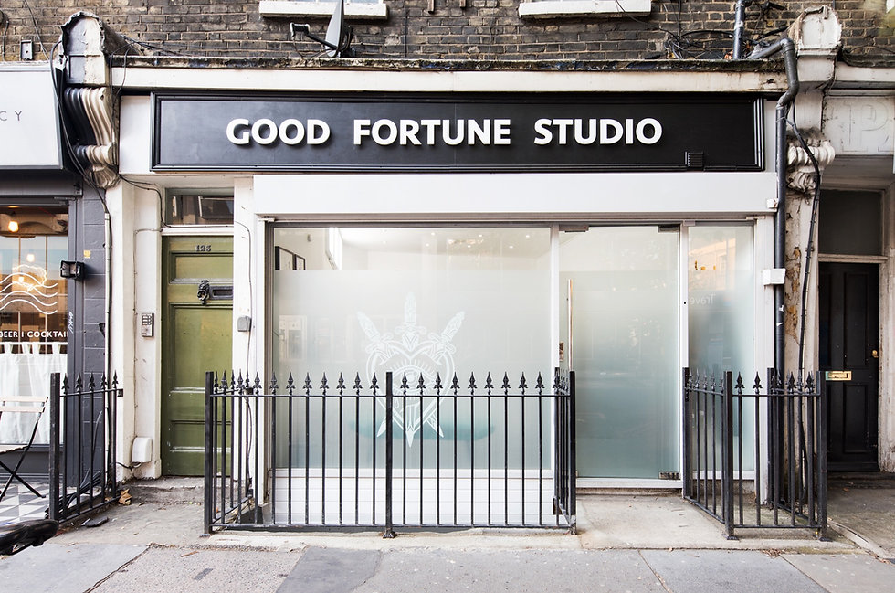 Good Fortune Studio, Microblading, Cosmetic and Tattoo Specialist