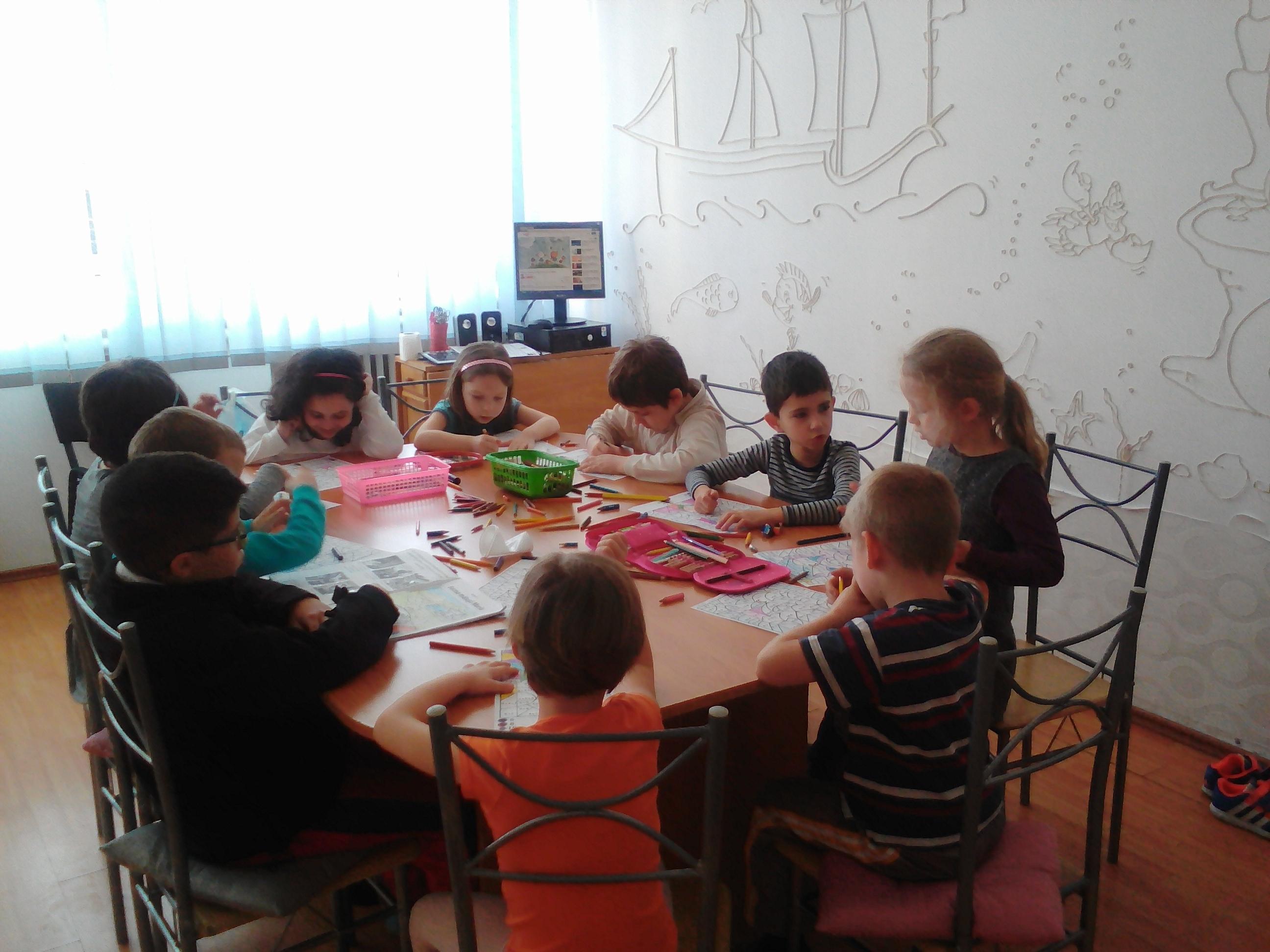 Studiu - clasa pregătitoare