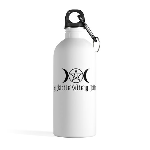 A Little Witchy Stainless Steel Water Bottle