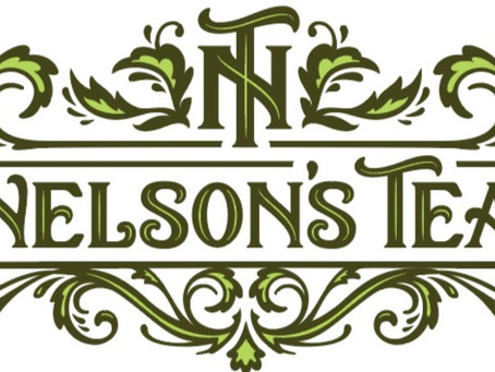 A Little Witchy Review: Nelson's Tea