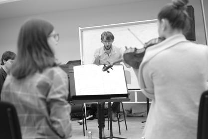Rehearsing Maxamorphosis