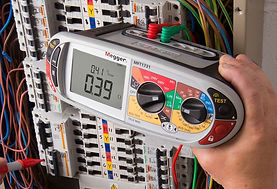 Electrician Aberdeenshire testing.jpg