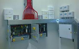 Electrician fire panel Aberdeenshire.jpg