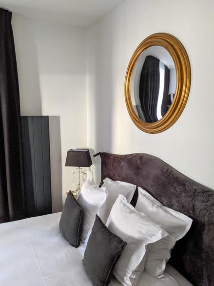 Électricité dans l'hôtel Maisons du Monde à Nantes