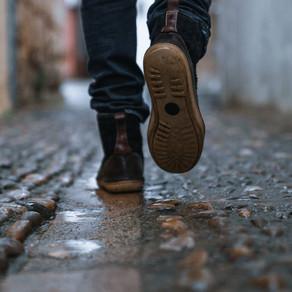 Le wanderer urbain