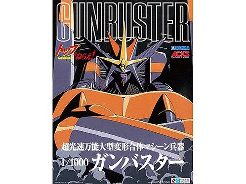 Aoshima 1/1000 Gunbuster