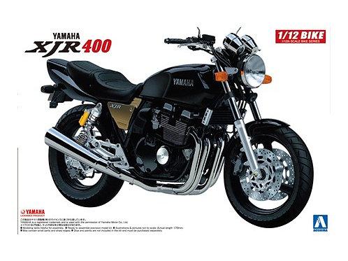 Aoshima Bike 1/12 Yamaha XJR 400