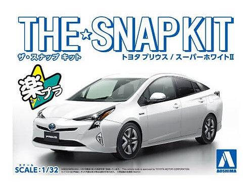 Aoshima Snap Kit 2-A 1/32 Toyota Prius [Super White II]