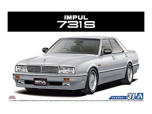 Aoshima Model Car No.31 1/24 Impul 731S