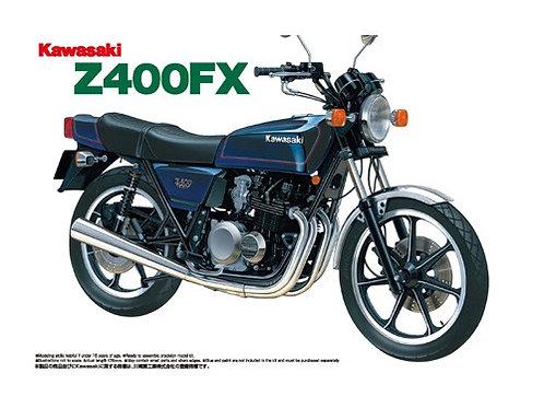 Aoshima Bike 1/12 Kawasaki Z400FX