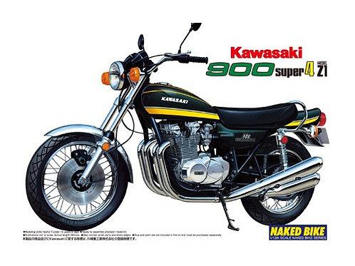 Aoshima Bike 1/12 Kawasaki 900 Super 4