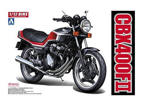Aoshima Bike 1/12 Honda CBX400FⅡ