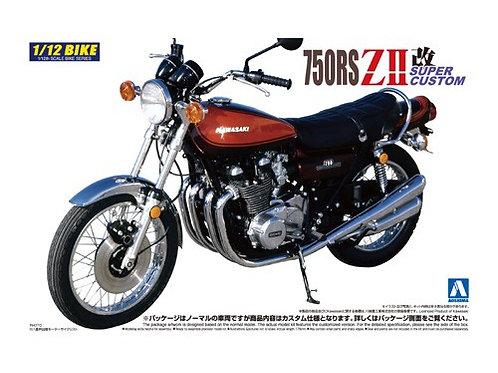 Aoshima Bike 1/12 Kawasaki 750RS ZII Super Custom