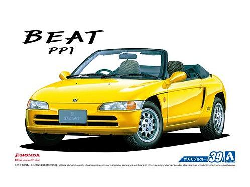 Aoshima Model Car No.39 1/24 Honda Beat PP1 '91