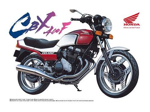 Aoshima Bike 1/12 Honda CBX 400F