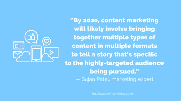 Sujan Patel content marketing quote