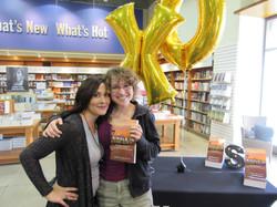 Laura Book Signing