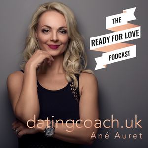Ané Auret, host of The Ready for Love Podcast