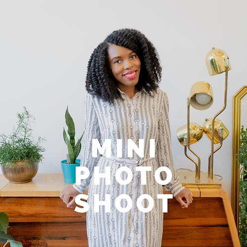 Boss Up Your Brand Mini Photo Shoot