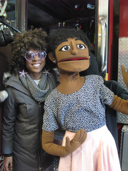 Aunty B (Khalilah Brooks) Tour