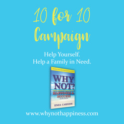 10 for 10 Campaign Post