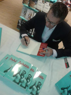 Terence Book Signing
