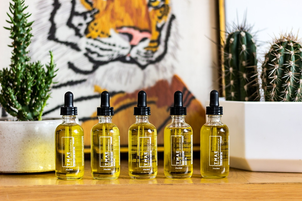 Take Me Away Essentials body oils