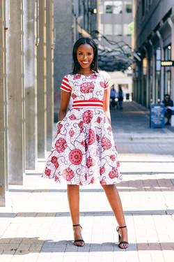 Model wearing KAELA KAY