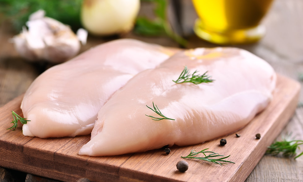Chicken Breasts - Pack of 2