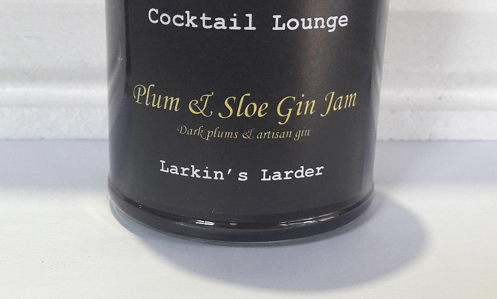 Plum & Sloe Gin Jam