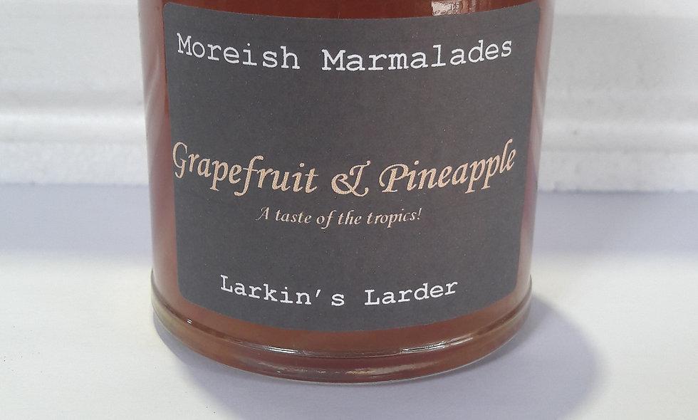 Grapefruit & Pineapple Marmalade
