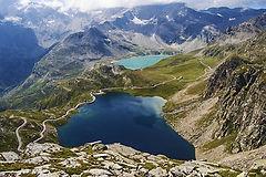 GTA grande traversata delle alpi Le Fonti Minerali