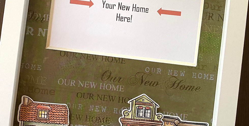 Welcome to Your New Home by Shari