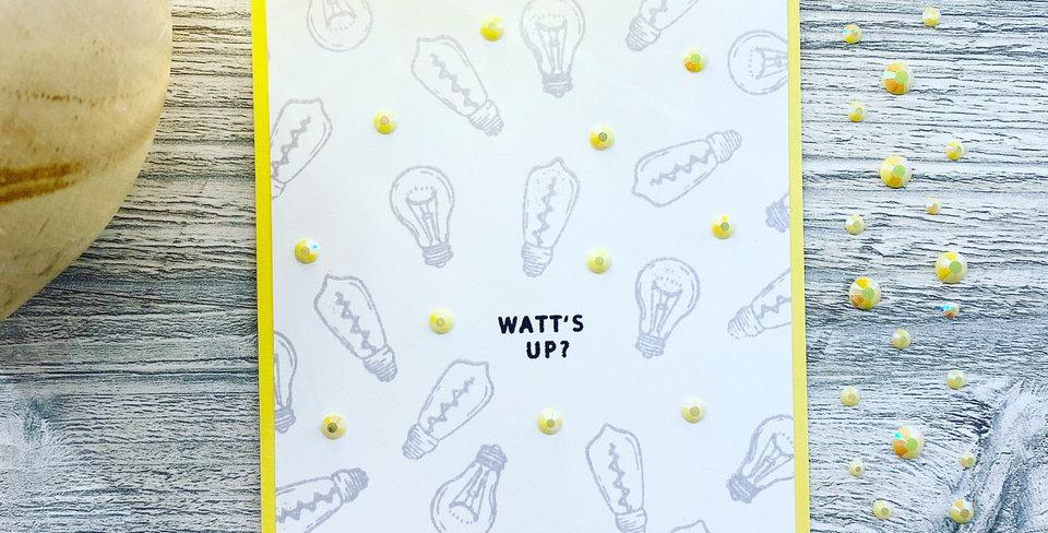 Watt's Up by Lexi