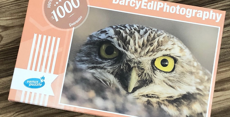 Close Up 1000 pc Puzzle