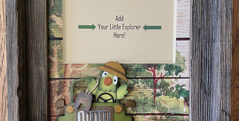Little Explorer by Shari