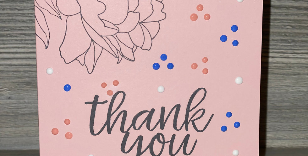 Thank You Dots by Lexi