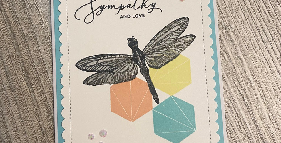 Sympathetic Dragonfly by Lexi