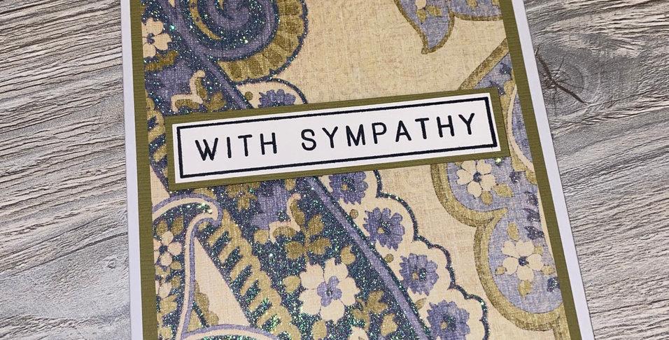 Sympathy Card by Lexi