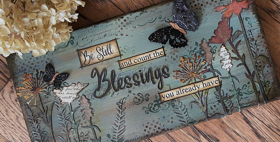 Blessings by Shari